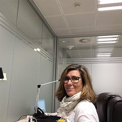 Susana Ivars, Implementa HC. Barcelona